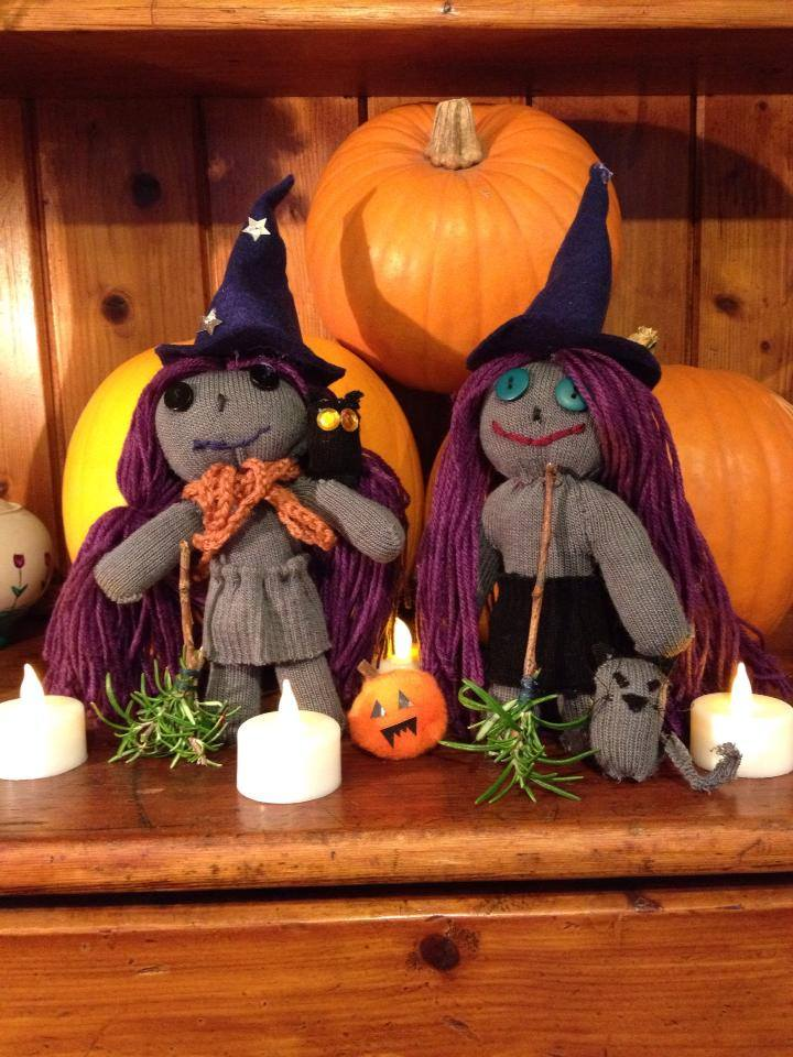 Glove witches by Misja & Fiona