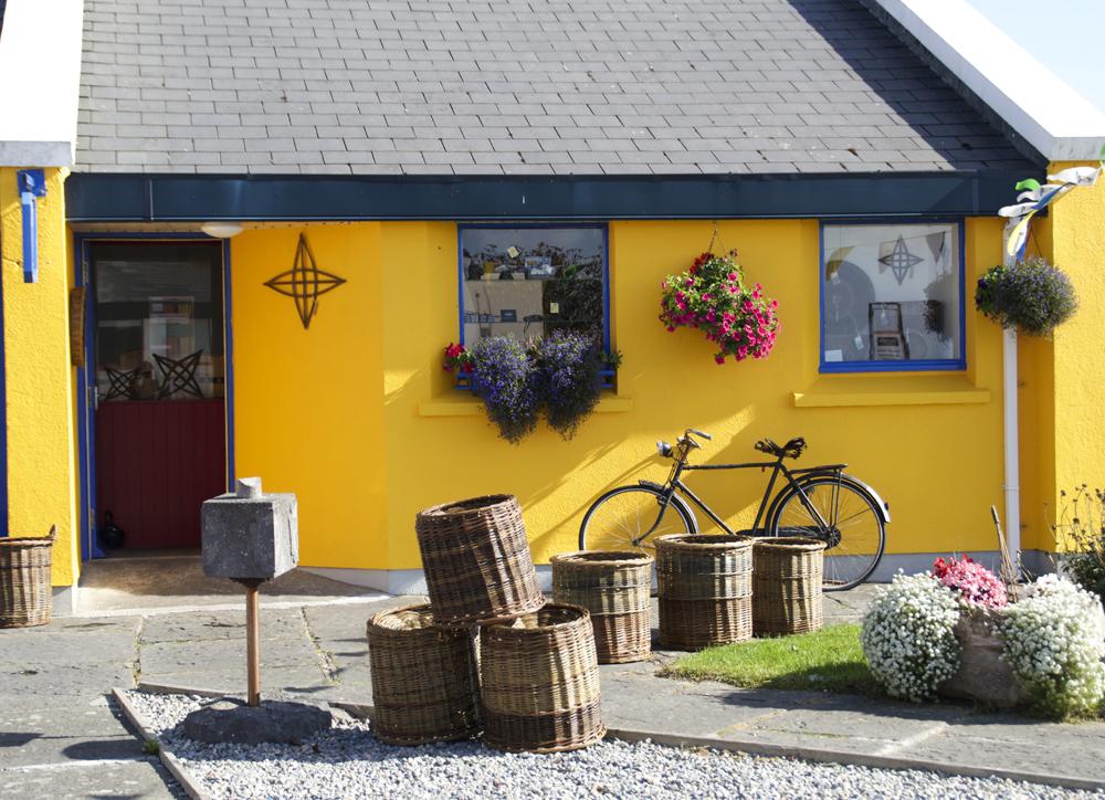 Visit to Ceardlann Craft Village Spiddal