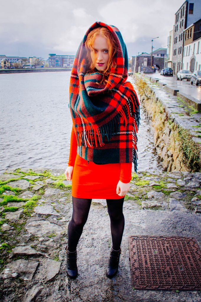 How to make your own Upcycled Blanket Coat