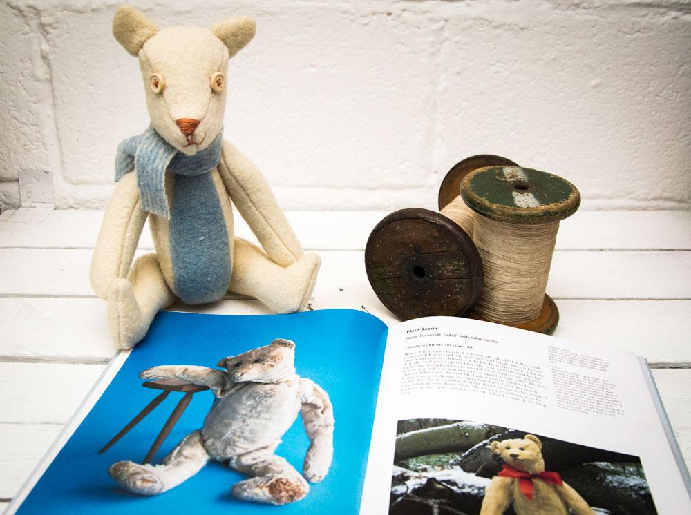 Restoring Teddy Bears and Stuffed Animals
