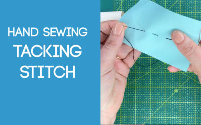 Tacking Stitch