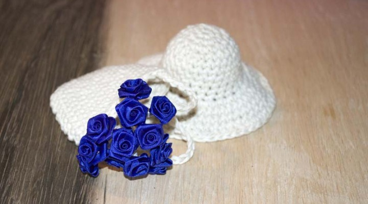 Crochet Doll Hat and Bag Pattern