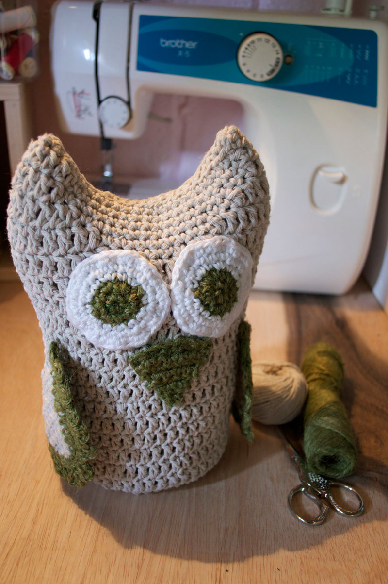 Crochet Owl Pattern