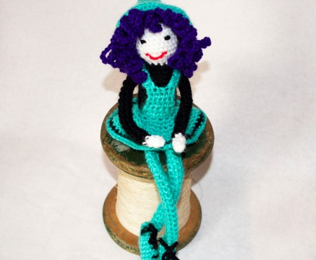 Witch Crochet Pattern