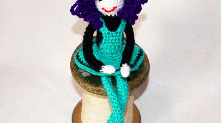 Witch Crochet Pattern