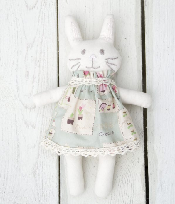 likkle bunny sewing pattern