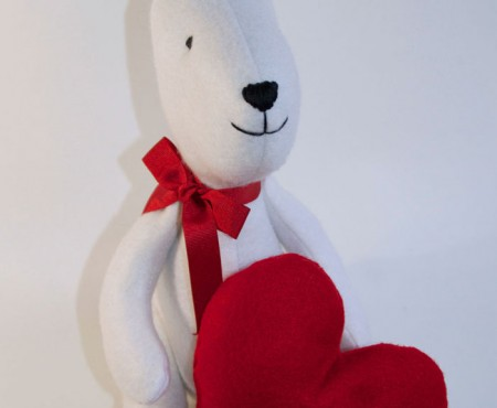 Valentine Heart Bear