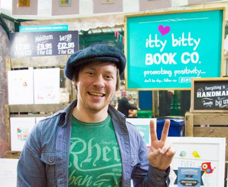 Al from Itty Bitty Book Co