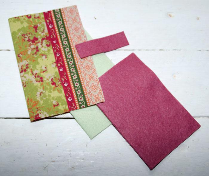 Handmade Needle case
