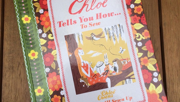 Chloe tells you how to sew