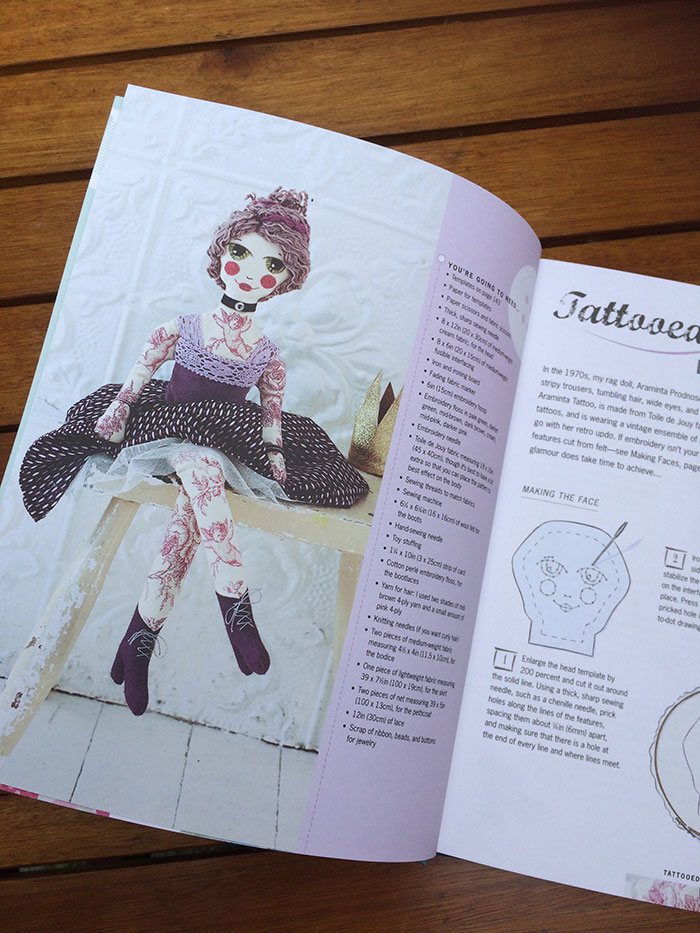 Sewlicious By Kate Haxell 4 Miss Daisy Patterns border=