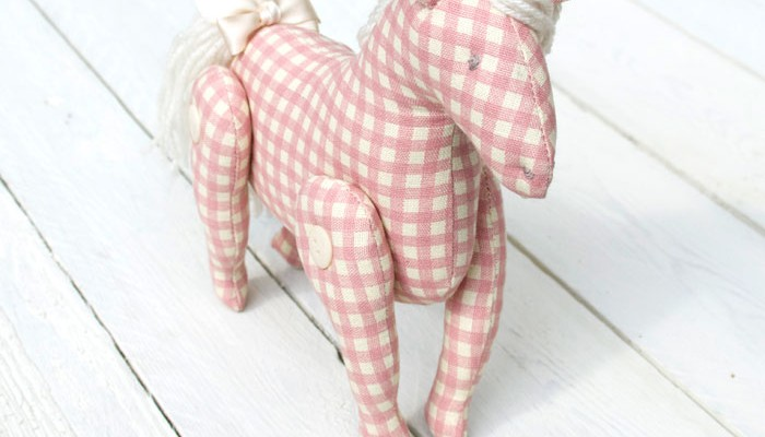 Holly the Pony Sewing Pattern