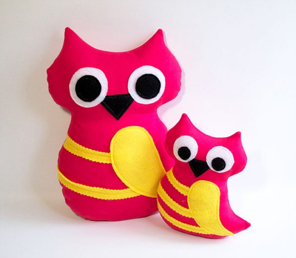 Jessica owl sewing pattern