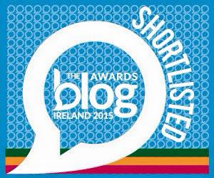 Irish Blog Awards Shortlist