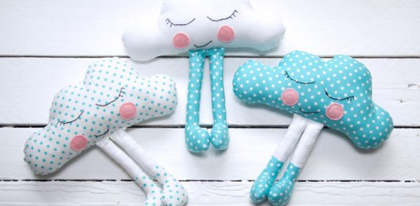 Cloud Baby Free Sewing Pattern & Tutorial