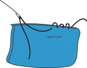whip-stitch