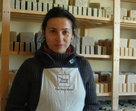 Meet Simona from The Soap Room