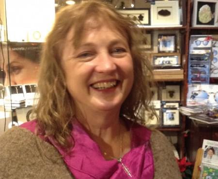 Meet the Maker - Kate McCay maker of Ogham Treasure