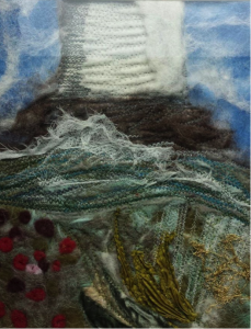 Meet The Maker - Maureen Mooney Textile Artist