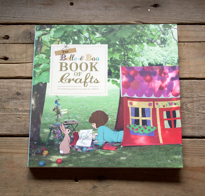 The Belle & Boo Book of Crafts Book Review