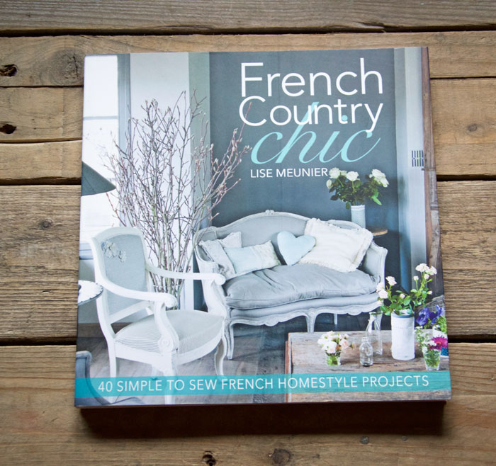 French Country Chic by Lise Meunier - Book Review