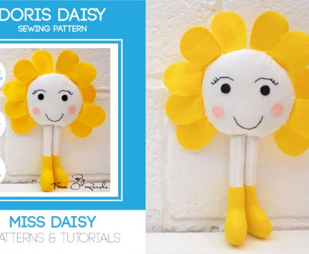 Latest sewing pattern release – Doris Daisy