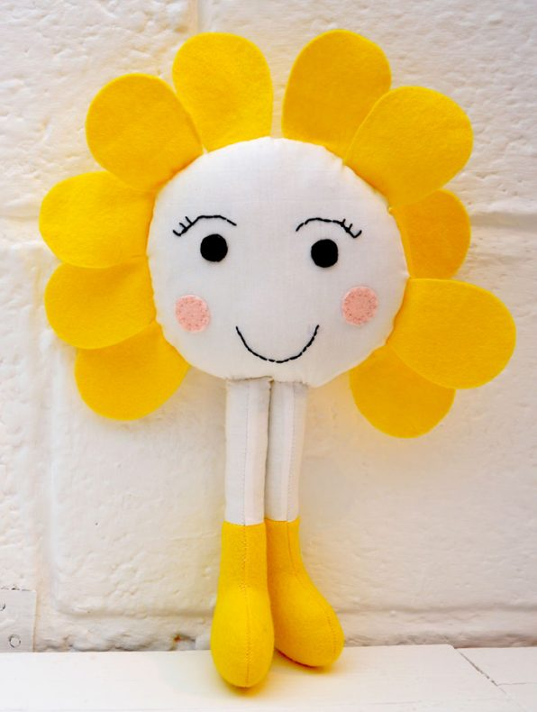 Doris Daisy Sewing Pattern
