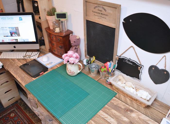 Studio Make Over