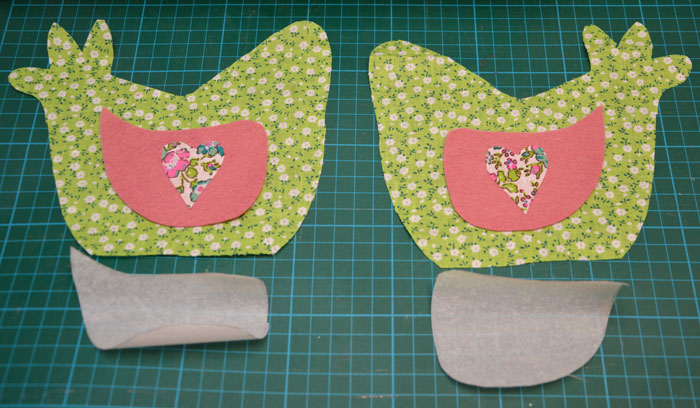 Chicken Easter Egg Cosy Free Sewing Pattern & Tutorial
