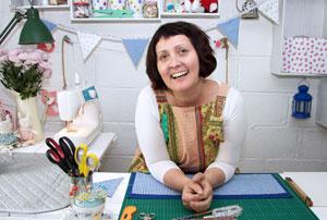 Tina in Miss Daisy Patterns Studio