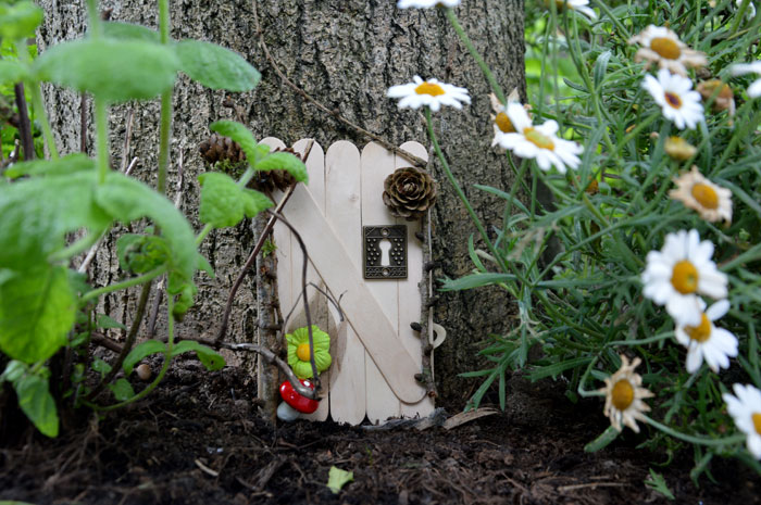 Fairy Door DIY