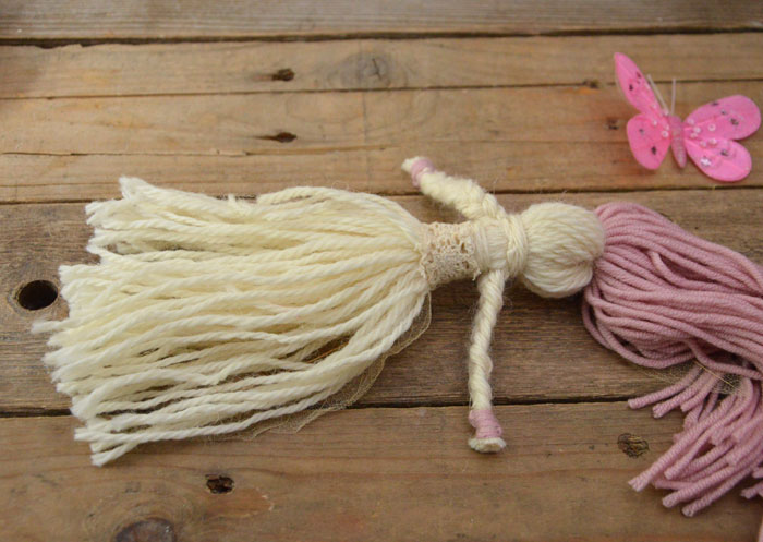 Fairy Doll No Sew