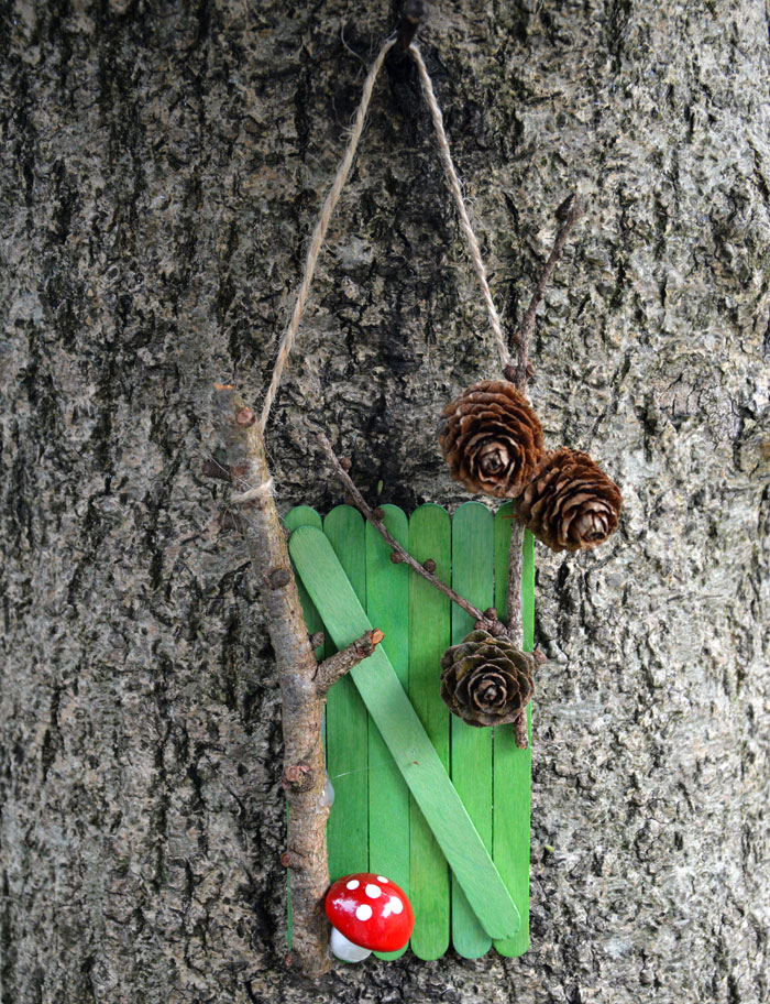 Small Fairy Door