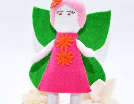 Fairy Doll hand sewing pattern