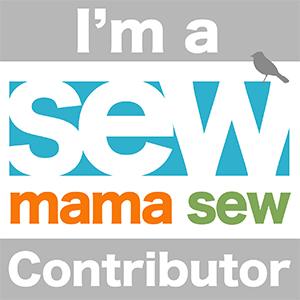 I'm a Sew Mama Sew Contributor