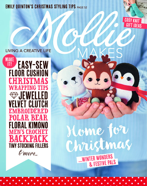 Mollie Makes Issue 73
