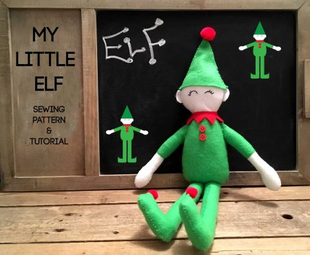 My little Elf – Free pattern