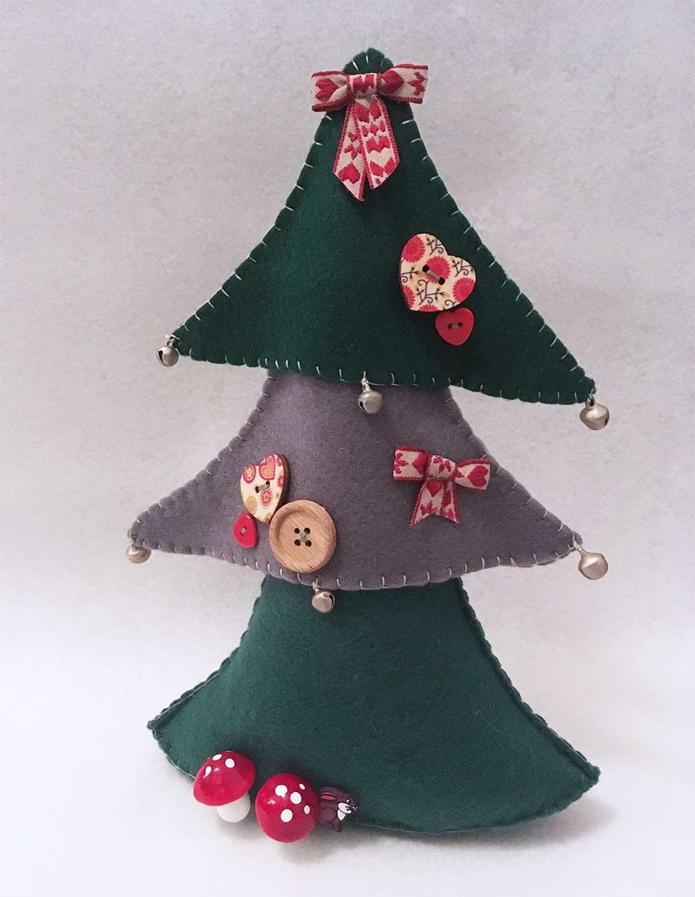 ... Layered Christmas Tree Sewing Pattern Free ...