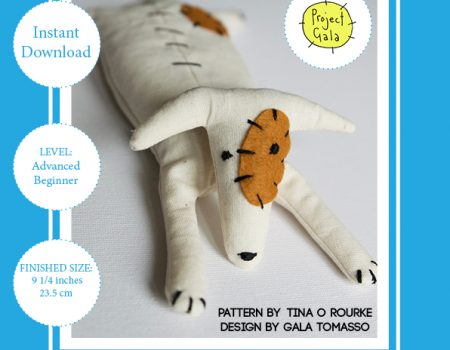 Belle Sewing Pattern Instant Download PDF