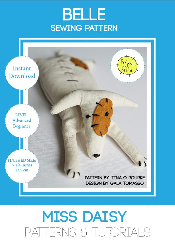 PDF Sewing Patterns - Miss Daisy Patterns