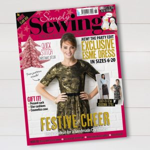 Simply Sewing Magazine issue 36