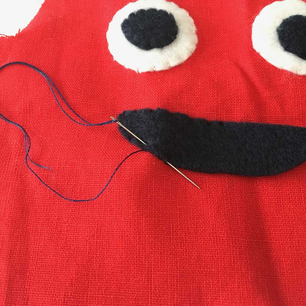 Mr Chatty Sew a Softie 2018