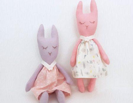 Betty Bunny sewing pattern