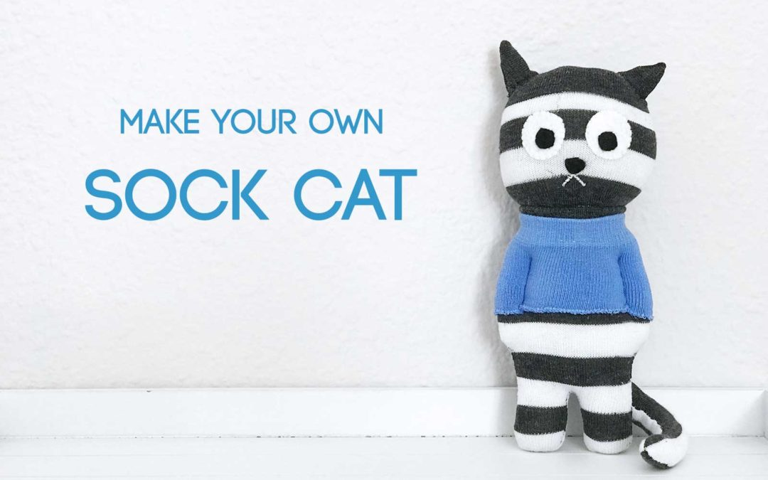How to Make a Sock Cat