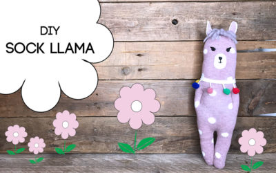 How to Make a Sock Llama