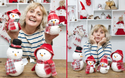 DIY Sock Snowman – Carol Singing Family
