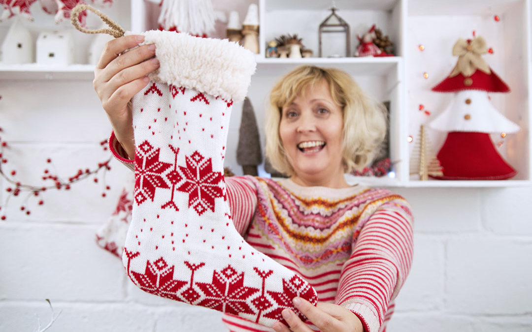 Easy DIY Christmas Stocking – Free Pattern