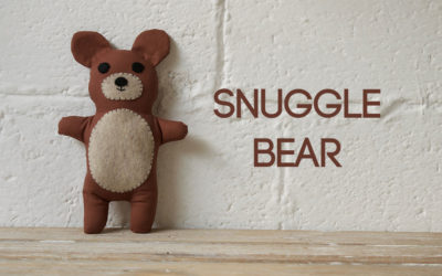 How to Make a Snuggle Bear