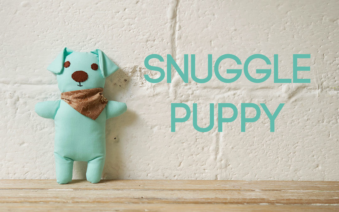 How to Make a Snuggle Puppy