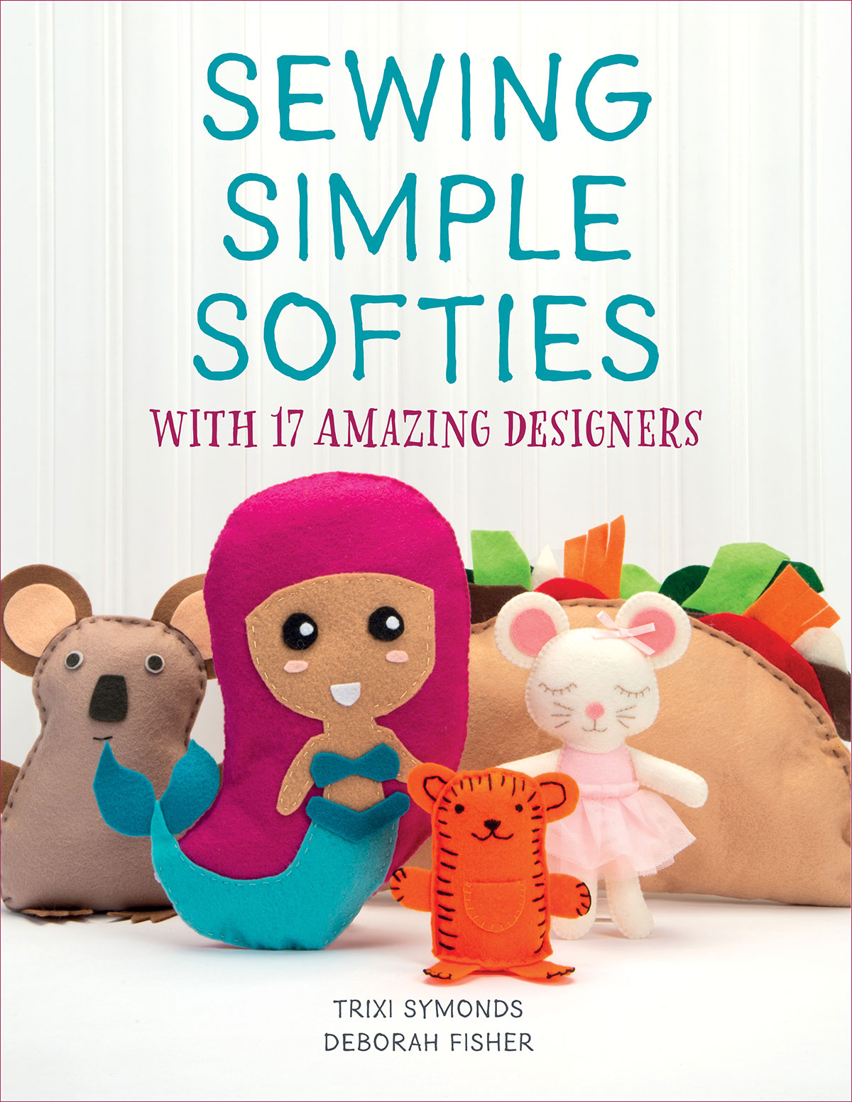 Sewing Simple Softies book